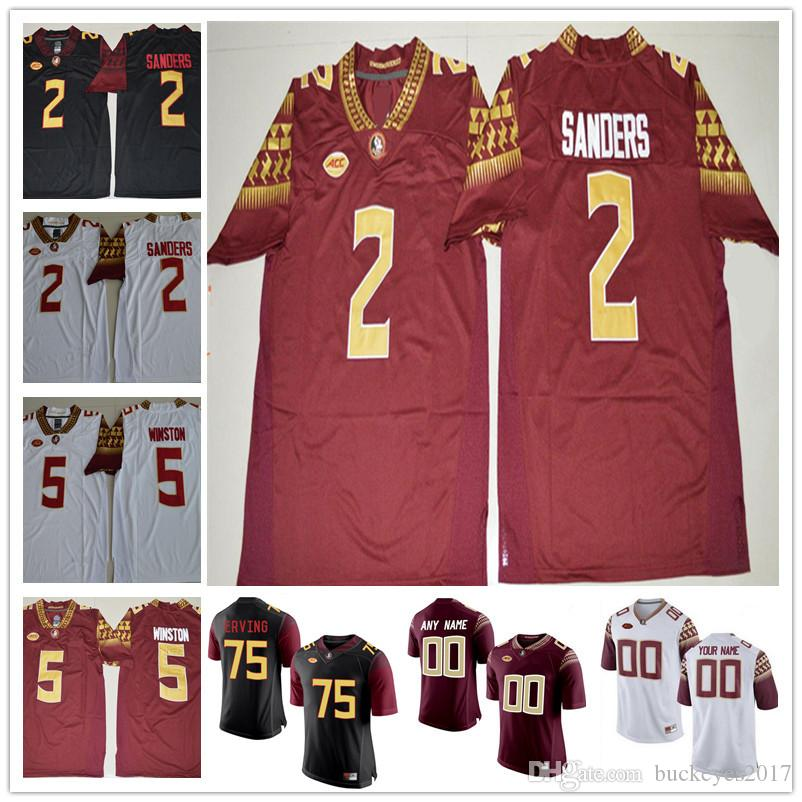 new product 07aa6 df56a Florida State Seminoles Jerseys #21 Patrick Robinson 27 Xavier Rhodes 44  DeMarcus Walker 75 Cameron Erving 80 Rashad Greene 10 Derrick Brook