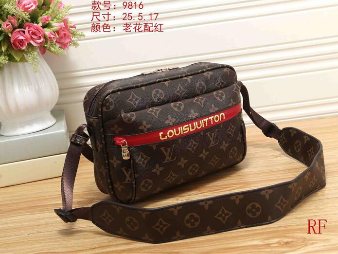 30954bf8240 AAA 2018 Hot Sell High Quality Pu Women Men Shoulder Bag Brand Waist Bag  Chest Pack Travel Bags Cosmetic Bag Ladies Clutch Wallet Tote Purse Cheap  Designer ...