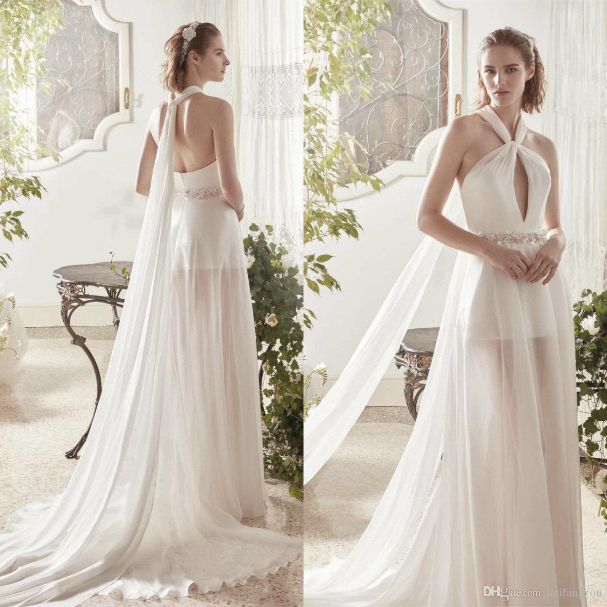 Vestidos novia verano 2019