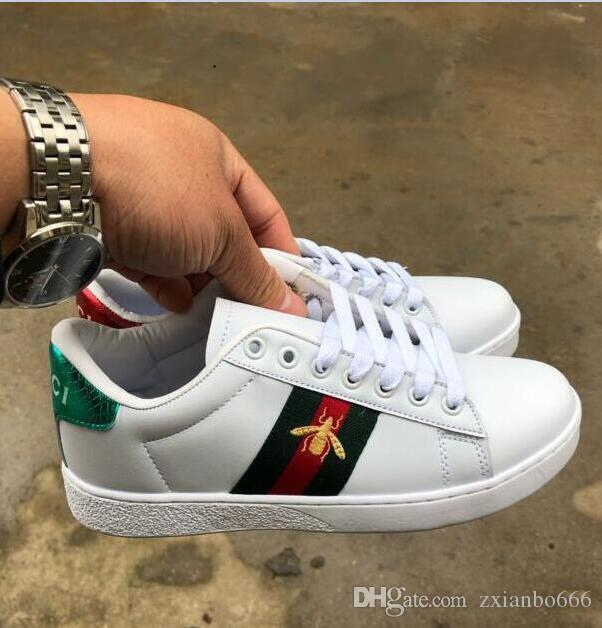 2019 Gucci New Forcing 1 Men Women Shoes Sneakers Sports Trainers Casual Outdoor Shoes With Box Size 36 44 A1101