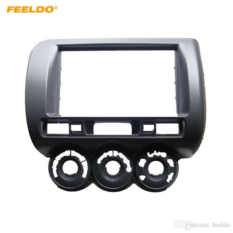 Ford Mondeo 2002-2007 Car Stereo Double Din Fascia Panel /& Fitting Kit