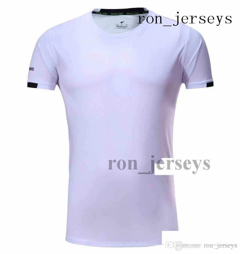 New Hot Sal Number Name Drying rtyj Can BE EL Flashing Customized T-shirt With Printed Soccer High Quality Quick Pattern Anti_Foul CM