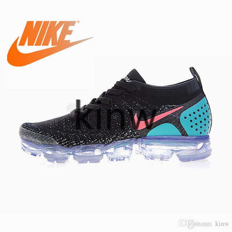 f2615787d0 NIKE AIR VAPORMAX FLYKNIT 2.0 Original Authentic II Vapormaxs Men Women  Running Shoes Sport Outdoor Sneakers Breathable comfortable durable 942842  Trainers