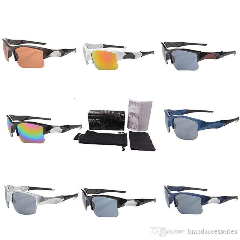 122c9a8d49b8 Square Wrap Round Sports Sunglasses 2019 New Fashion Brand Designer Fishing Eyewear  Polarized Cycling Glasses Big Shades Sun Glasses K1 Sunglasses Online ...