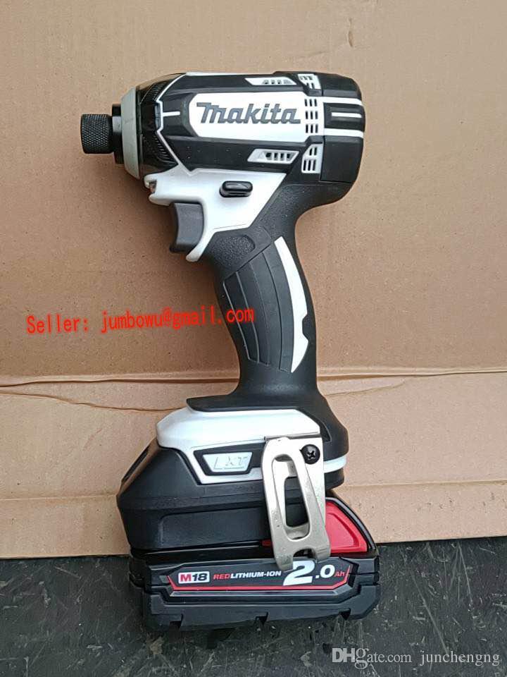 Milwaukee M18 battery adapter convert to Makita 18V tools usage