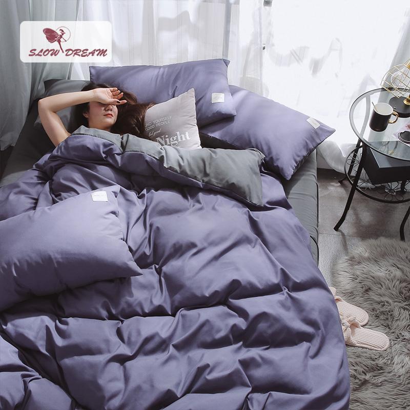 Furniture Helpful Bedding Set Duvet Cover Bed Sheet Pillowcase Bedlinen Bedclothes Flat Sheet