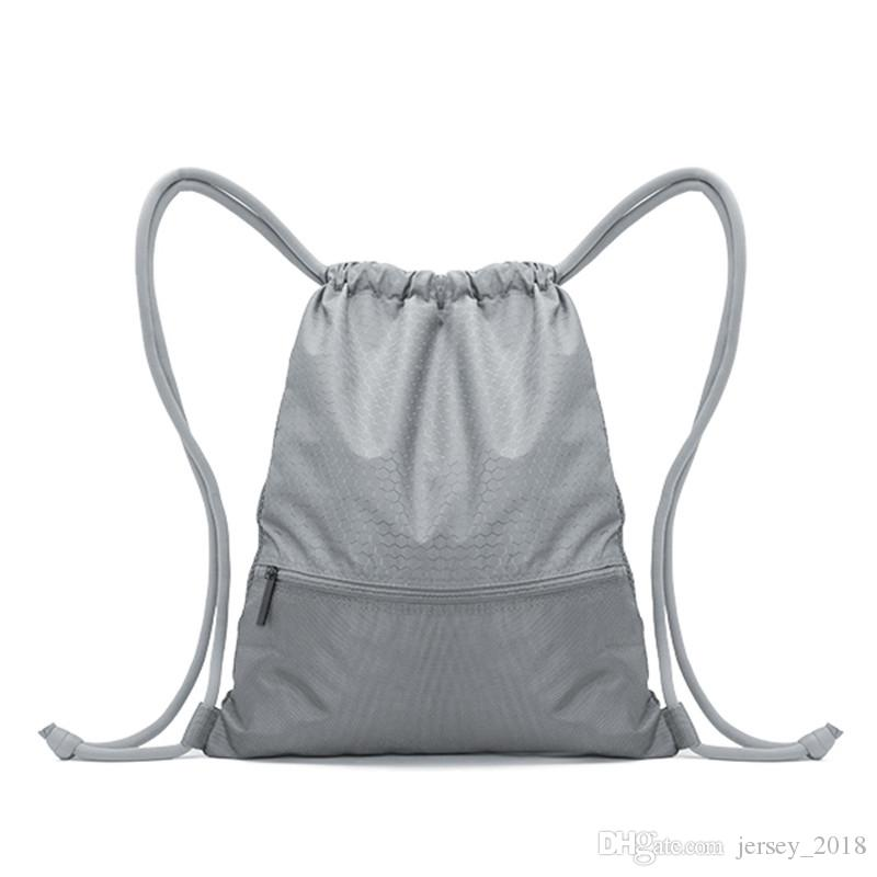 45e4711f31d1 2019 Travel Drawstring Bags Waterproof Light Weight Swimming Gym Bag Yoga  School Backpack Beach Backpack Swimming Bag Outdoor Bags  298086 From  Jersey 2018