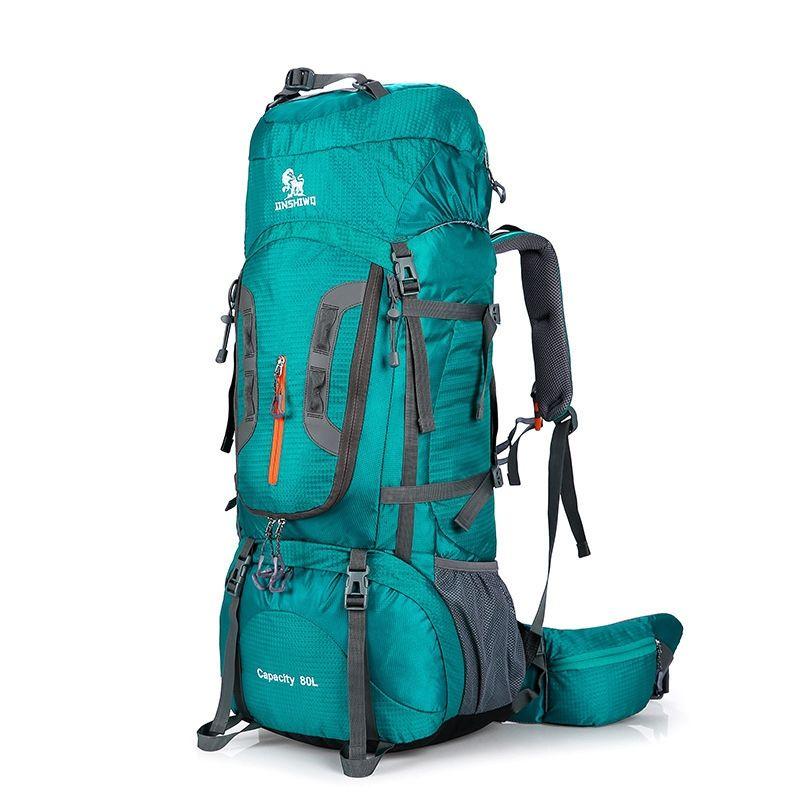 1cd7132305c9 80L Camping Hiking Backpacks Big Outdoor Bag Backpack Nylon superlight  Sport Travel Bag Waterproof Climbing Rucksack 1.69kg #108630