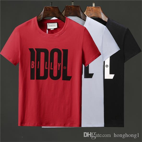Designer Shirt Men and Women Brand T Shirts Luxury Tops Mens Casual Summer Tees Mens Clothing Brand Short Sleeve Tshirt.#1269