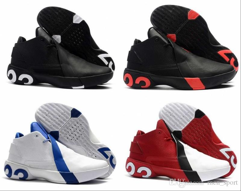 d7a93b59c0d909 2019 Fashion Mens Butler 3 III OG Basketball Shoes High White Red Black  Sneakers Leatherwear 3s Hot Sale AAA Quality Sports Shoes Size 40 46 Shoes  Sneakers ...