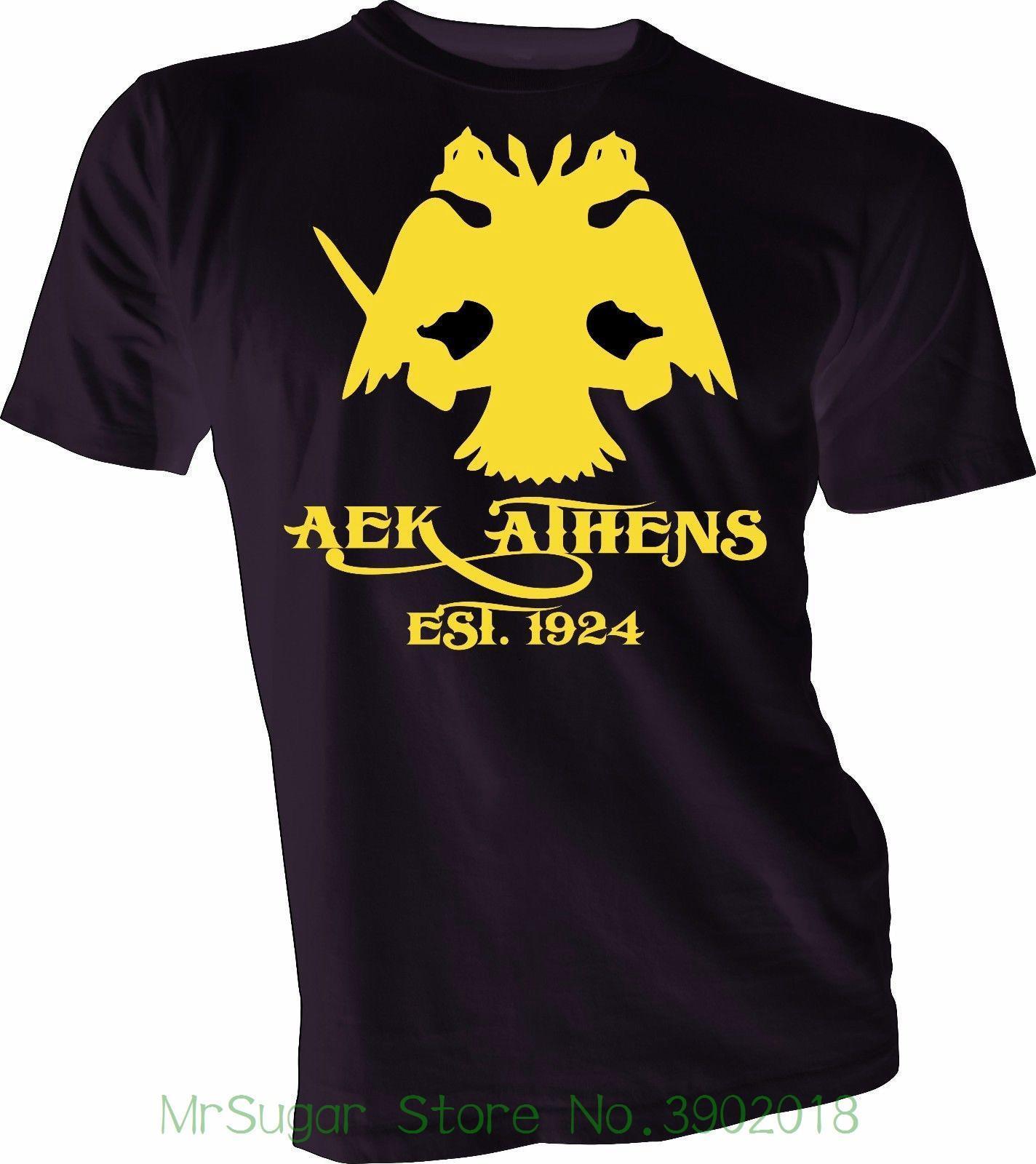 Grosshandel Aek Athens F C Griechenland Fussballer Soccerite T T