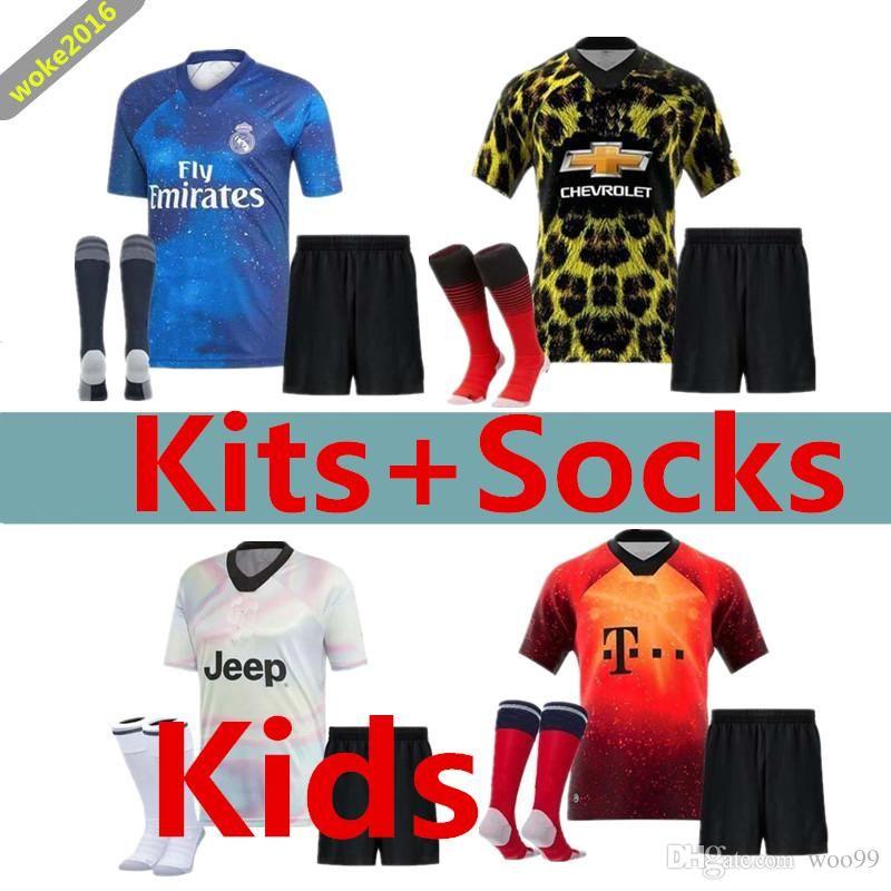 d01c38a91 EA Sports Children's Suit + Socks INSANE Bayern Munich Manchester ...