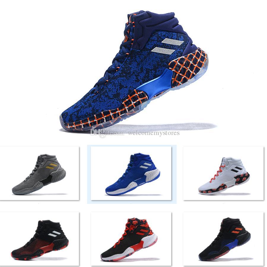 1548071cd94 2019 2019 Pro Bounce High Donovan Mitchell Basketball Shoes Men ...