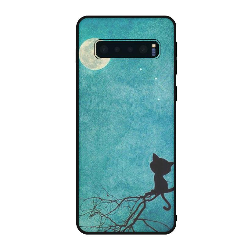 promo code 7c3a6 9201c Applicable to Samsung Galaxy S10 5G S10E Mobile Shell S10Plus Soft Case  Cartoon Foreign Trade AliExpress