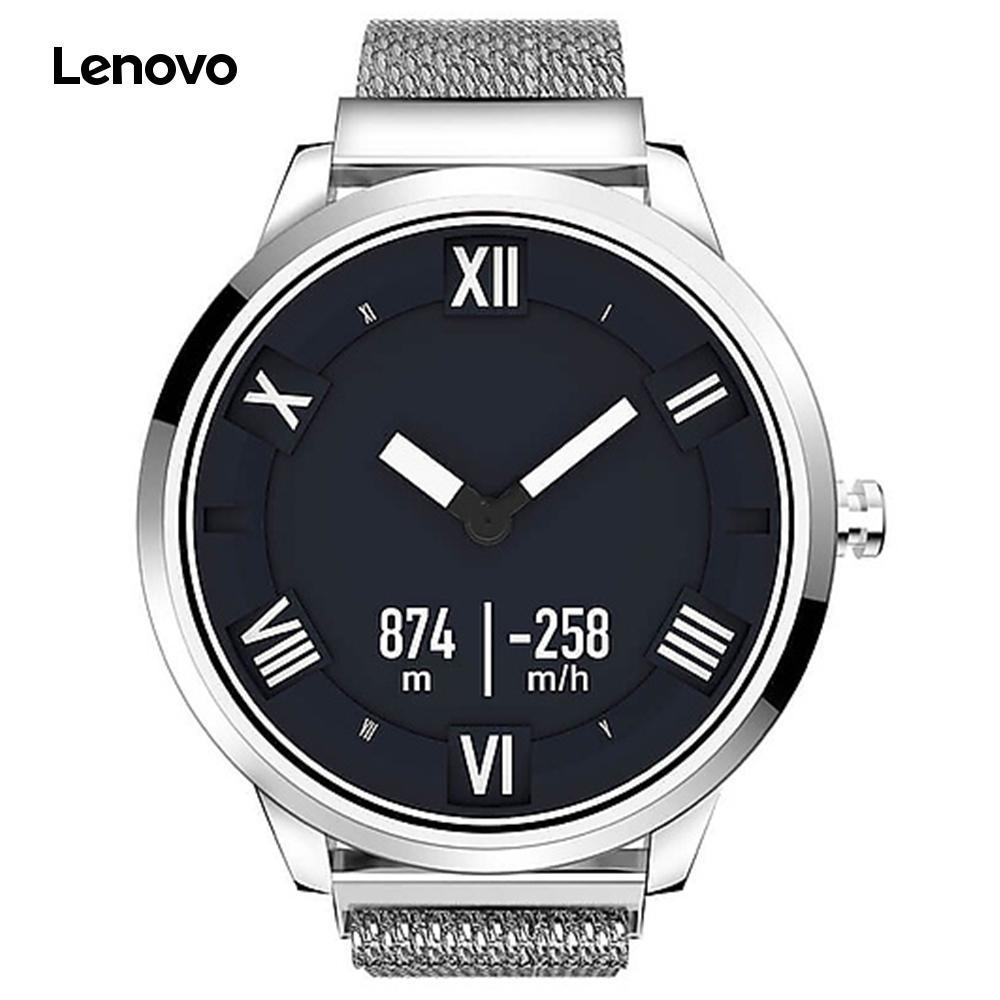 Original Lenovo Watch X Plus Milanese Import Movt Oled Ultra Long