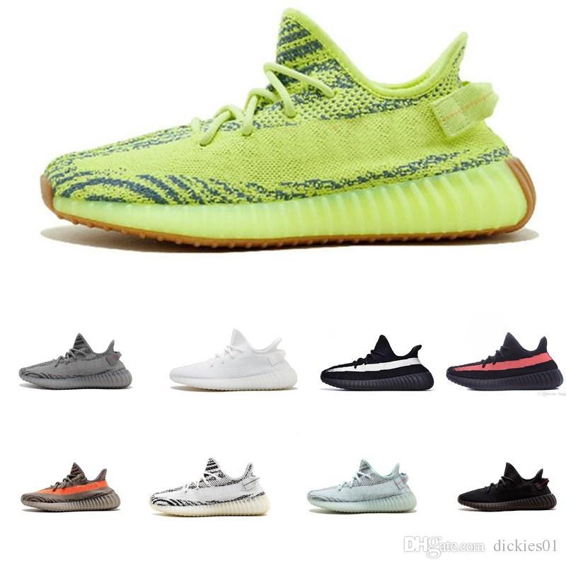 save off 0a633 53484 Compre Adidas Yeezy Supreme Boost SPLY 350 2019 Zapatos De Hombre De  Calidad Superior 350 Superiores 350 V2 350V2 Zapatillas Deportivas 350 V2  Jiaqi Mujer ...