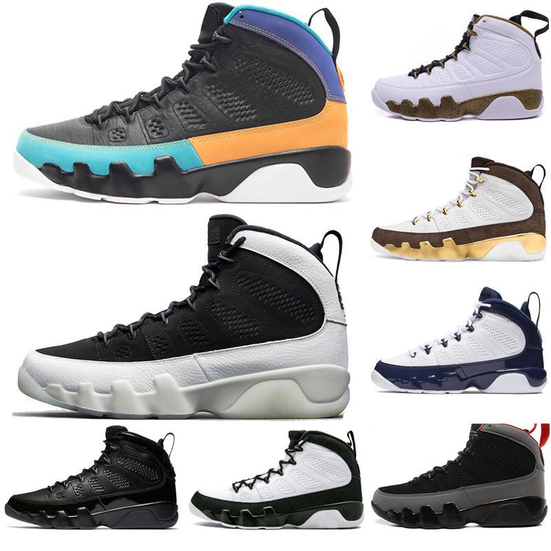 95e0c527a7da0c In Stock 9 9s Dream It Do It UNC Mop Melo Mens Basketball Shoes LA ...