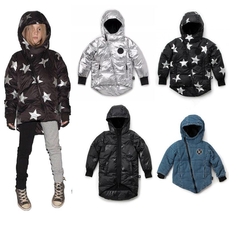 43363aa42a809 Acheter 2019 Hiver NUNUNU Enfants Doudoune Parka Pour Bébé Fille Garçons  Manteaux 90% Doudounes Vêtements Enfants Vêtements De Neige Vêtements  D extérieur ...