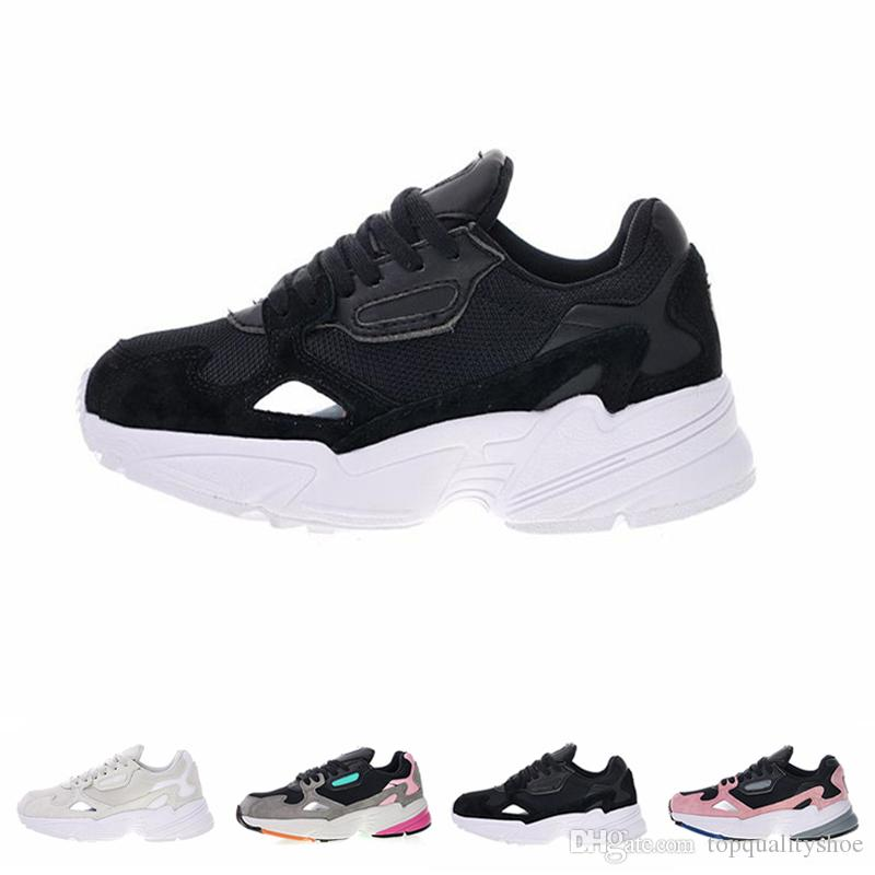 8f90a75984b4f1 2019 2018 Falcon W Running Shoes For Women Men Designer Sports Sneakers  Runner Casual Traners Luxury Shoes Size 36 45 From Topqualityshoe