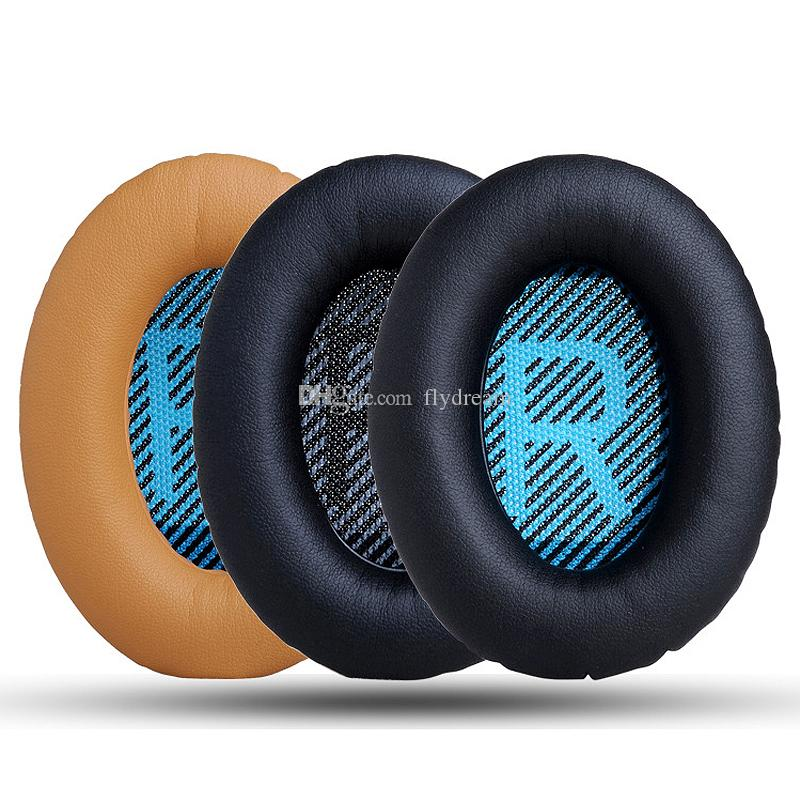 For BO QC25 QC35 Headphones Replacement Ear pad Earpads cushions cover For PH35 PH25 Wireless Headphone Ear pad