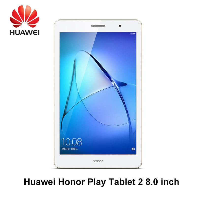 HUAWEI MediaPad T3 8 Honor jogo Tablet 2 LTE / wi-fi ROM Qualcomm Snapdragon 425 2G Ram 16G Rom 8.0MP 4800mAh Global 8 polegadas