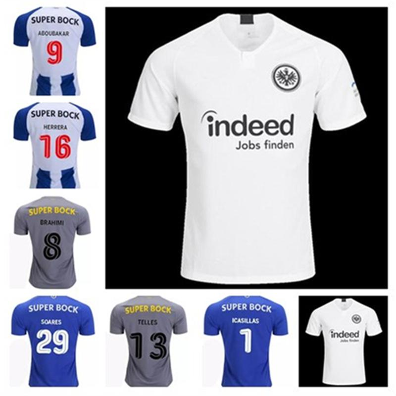 6186326314d FC Porto 2018 2019 Custom Soccer jersey OLIVER MAREGA FELIPE ABOUBAKAR  BRAHIMI OTAVIO FELIPE SOARES football shirt;