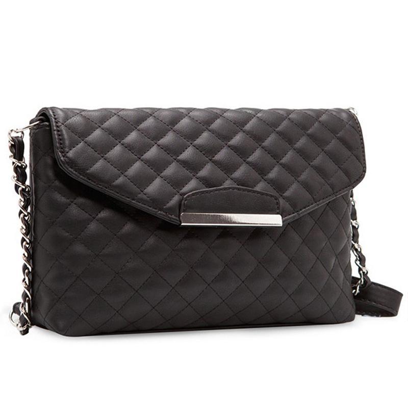 d3f74b424701 Cheap Fashion New Design Women Crossbody Shoulder Bag Fashion PU Leather  Handbag Clutch Bag Ladies Tote Purse Hobo Messenger Bags Bolsos Side Bags  Handbag ...