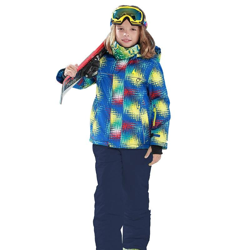 385897482622 2018 Kids Winter Jacket Snow Boy Jackets Children Ski Suit Boys ...