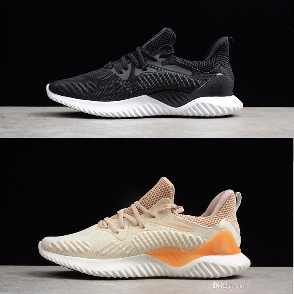 new style d3501 49db3 Alphabounce EM 330 Running Shoes Alpha bounce Sports Trainer Sneakers  BB9043 Women Man Shoes extensive mass fitness programs Best quality