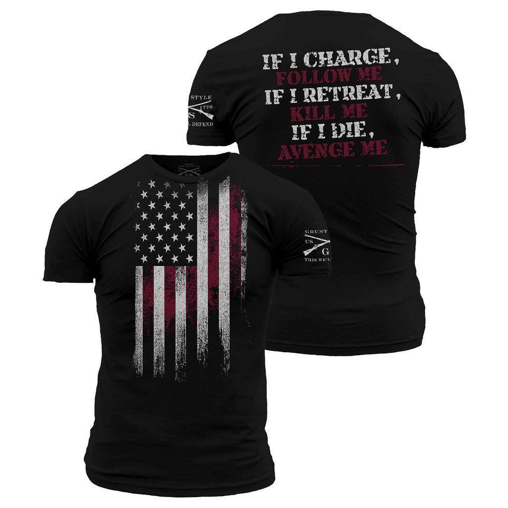 5e677753 AVENGE ME Grunt Style T-Shirt FREE SHIPPING Patriotic Military USA Cool  Casual pride t shirt men Unisex