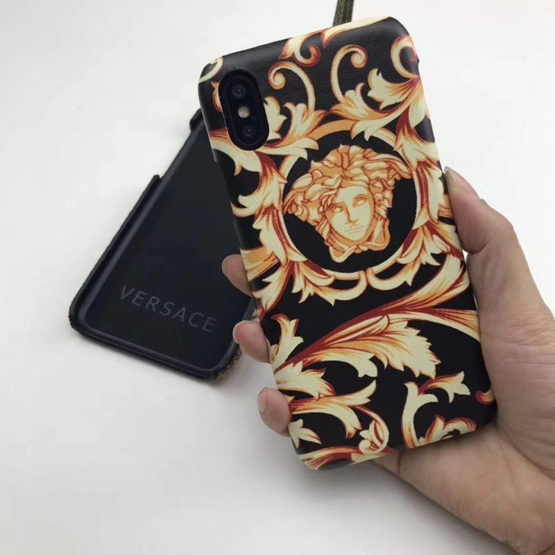 buy popular e2ada 3a4a1 Designer Phone Cases for IPhone X XS MAX XR 6 S 7 8 Plus Back Cover Classic  phone Case Samsung S7 EDGE S8 9 10 PLUS NOTE 8 9 Drop shipping