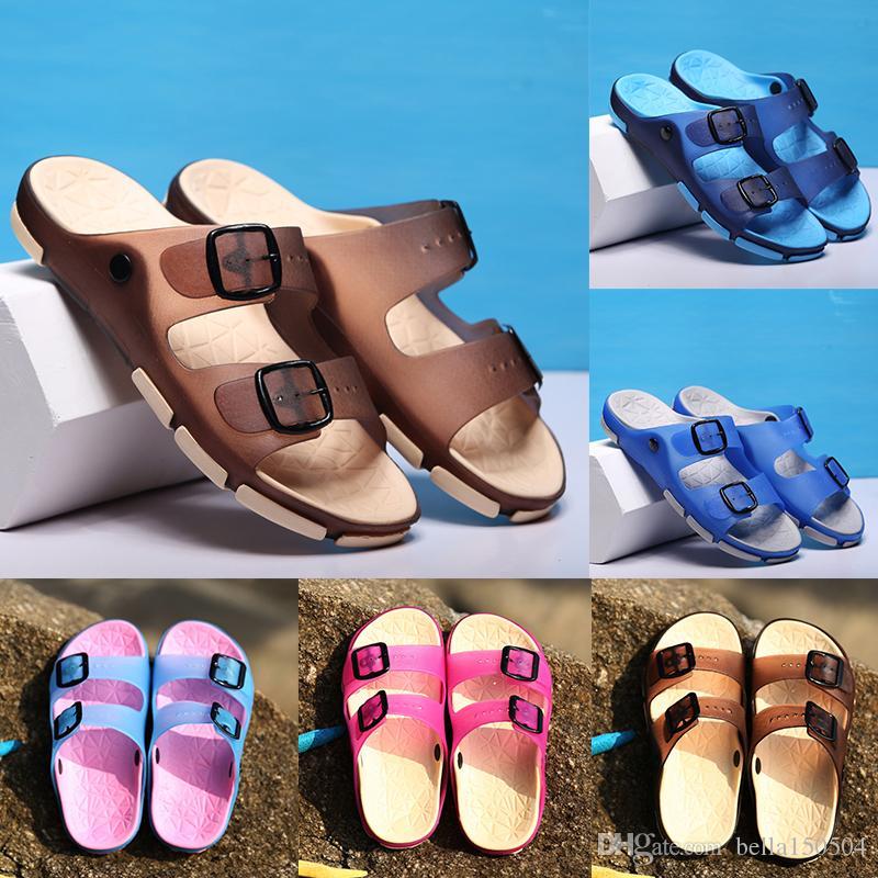 852e6e56785c Designer Flip Flops Slipper Women MEN Slippers Slides Women Sandals  Slippers Word Hollow Out Women Single Sandals Non Slip Fashion Girls Shoes  Bearpaw Boots ...