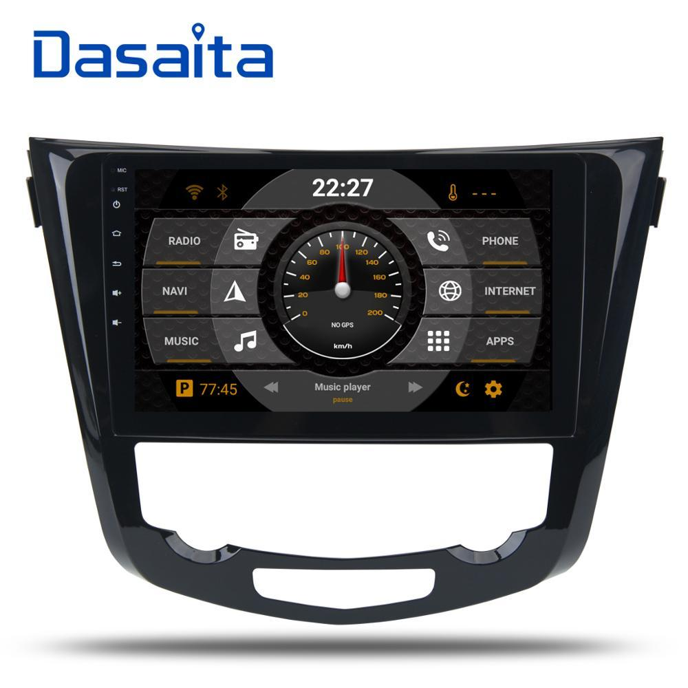 Interior Design Nissan X Trail: 2019 Dasaita 10.2 Android 9.0 Car GPS Radio Player For