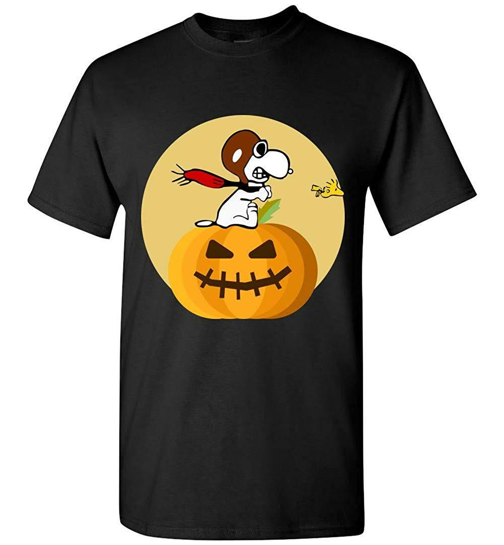 Camiseta Flying As Halloween