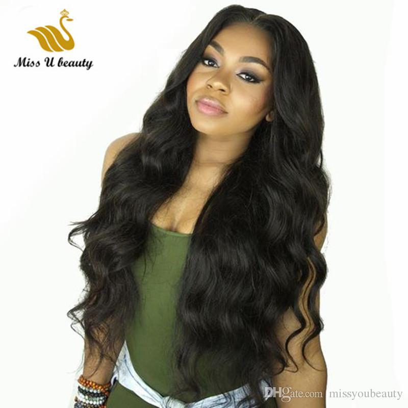Brazilian Hair Wigs Long Lace Front Full