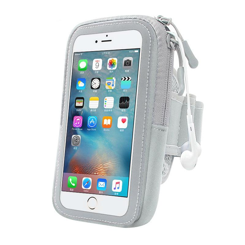 buy online a68da 8650d Armband For Huawei Honor 7 Waterproof Clear Pouch Bag Case Running GYM  Sport Phone Holder For Huawei Honor 7A Pro On hand