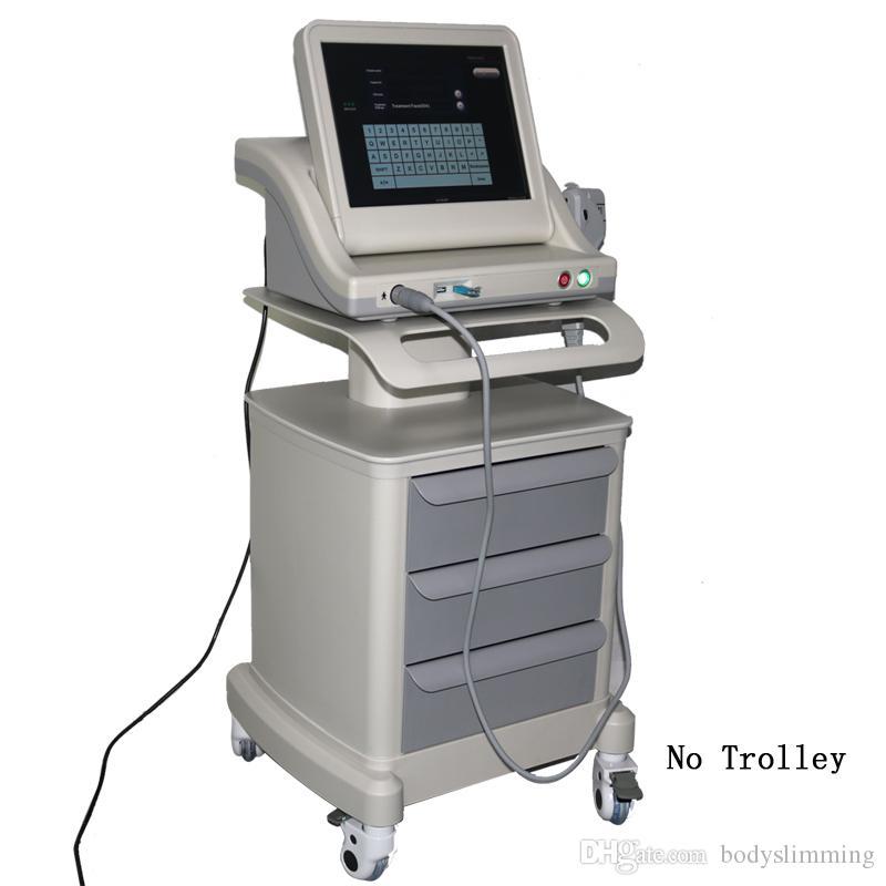 HIFU hohe Intensität fokussierter Ultraschall HIFU-Face Lifting Maschinen-Haut-Rejuvention Mit 5 Köpfe für Gesicht und Körper