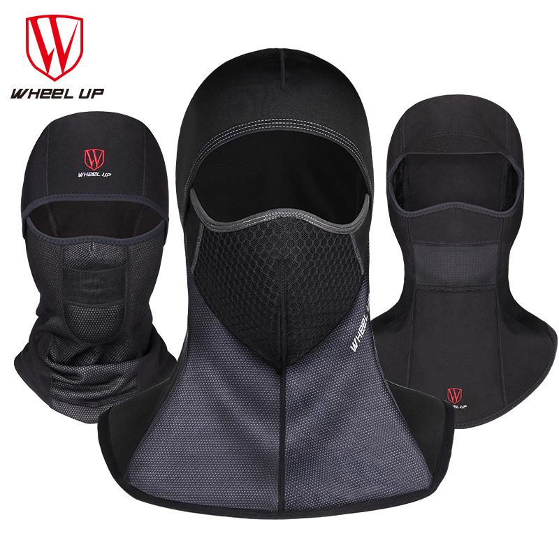 Novas Adultos Ciclismo Outdoor Máscara à prova de vento Inverno Quente Máscara Desporto Esqui Mulheres Homens Rosto