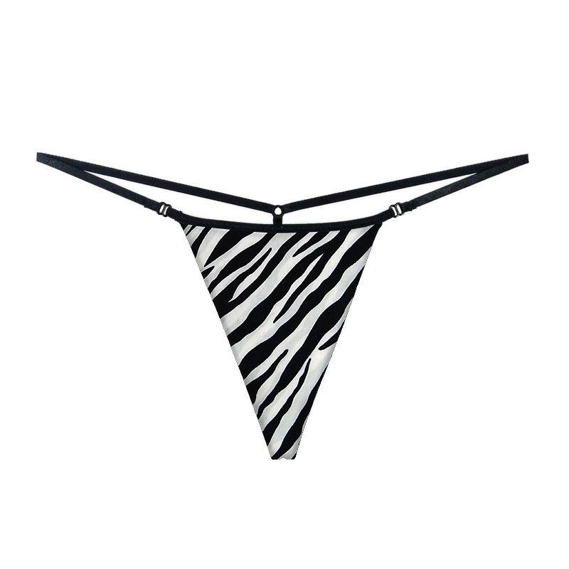 66cbae9b5010 2019 Hot Sexy Mini Micro Bikini Thongs Women Sexy Cotton G Strings Tangas T  Back Low Rise Female Print Panties Underwear Erotic Lingerie XL From  Alex0226, ...