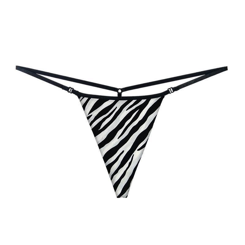 ca314ac8f 2019 Women Mini Micro Bikini Thongs Sexy G Strings Tangas T Back Print  Ladies Soft Cotton Panties Underwear Erotic Lingerie Gifts Plus Size From  Iris0310
