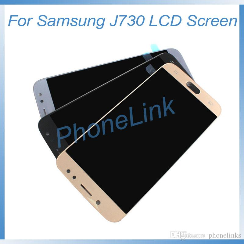 2019 Wholesale Price For Samsung Galaxy J730 J7 2017 Pro LCD Screen Replacement Mobile Phone From Phonelinks