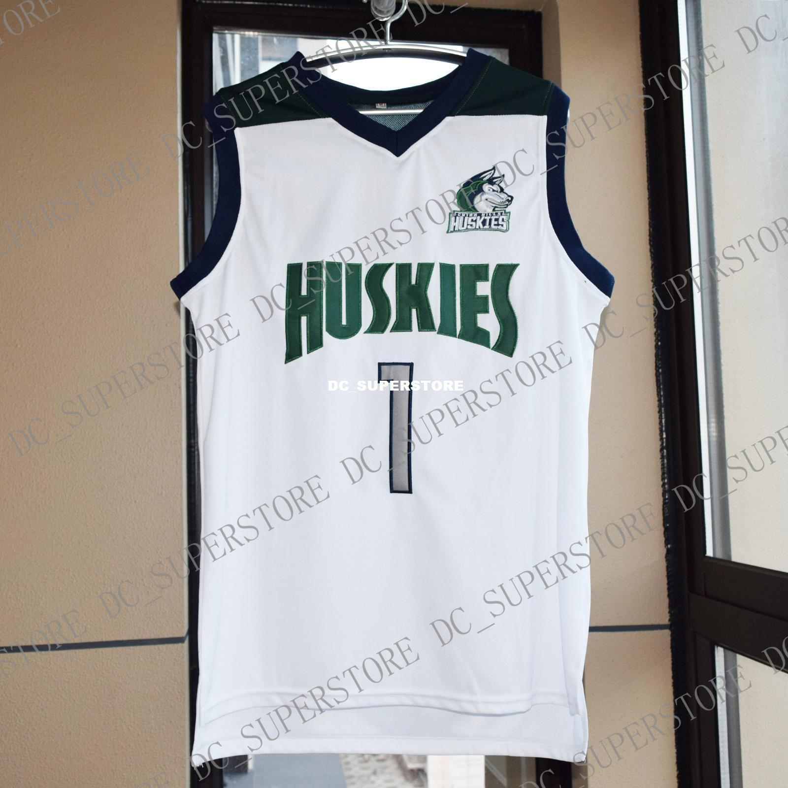 Cheap Custom Lamelo Ball  1 Chino Hills Huskies High School Basketball  Jersey Stitched Customize Any Number Name MEN WOMEN YOUTH XS 5XL UK 2019  From ... 406eea60da