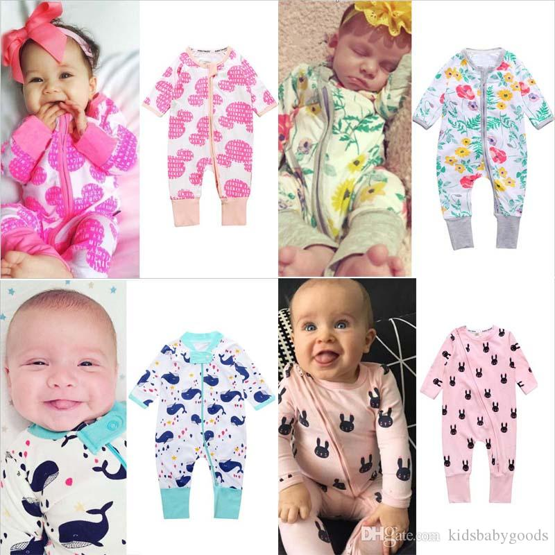 5b626b960288 35 Styles Infant Baby Rompers Cartoon Girl Clothing Set Cartoon Baby Boy  Newborn Baby Clothes Infant Jumpsuits Kids Clothes Infant Romper Infant  Jumpsuit ...