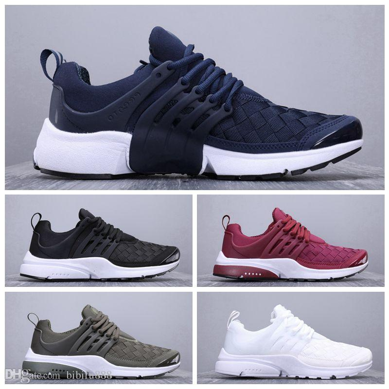 Großhandel Nike Air Presto Shoes Luxus Presto BR QS