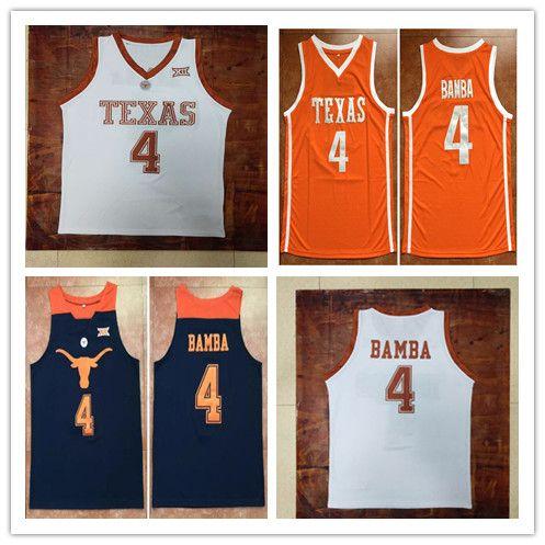 the best attitude 8aab0 a1fde Texas Longhorns 4 Mohamed Bamba Mo 35 Durant 23 Aldridge 13 Thompson 0  Bradley 2 Tucker Kevin LaMarcus Tristan Avery PJ College Basketball