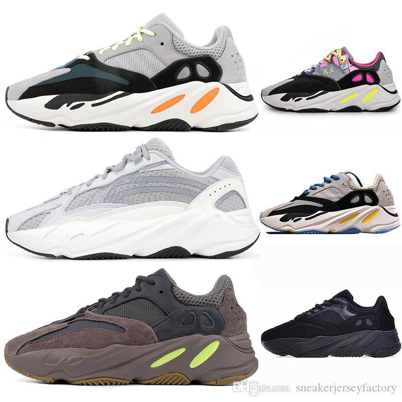 fba543aec226 2019 Wave Runner Running Shoes for Men Women Static 3M Reflective Mauve  Multi Solid Grey Mens Trainers Fashion Sports Sneakers Size 5-11.5 700 Shoes  Sports ...
