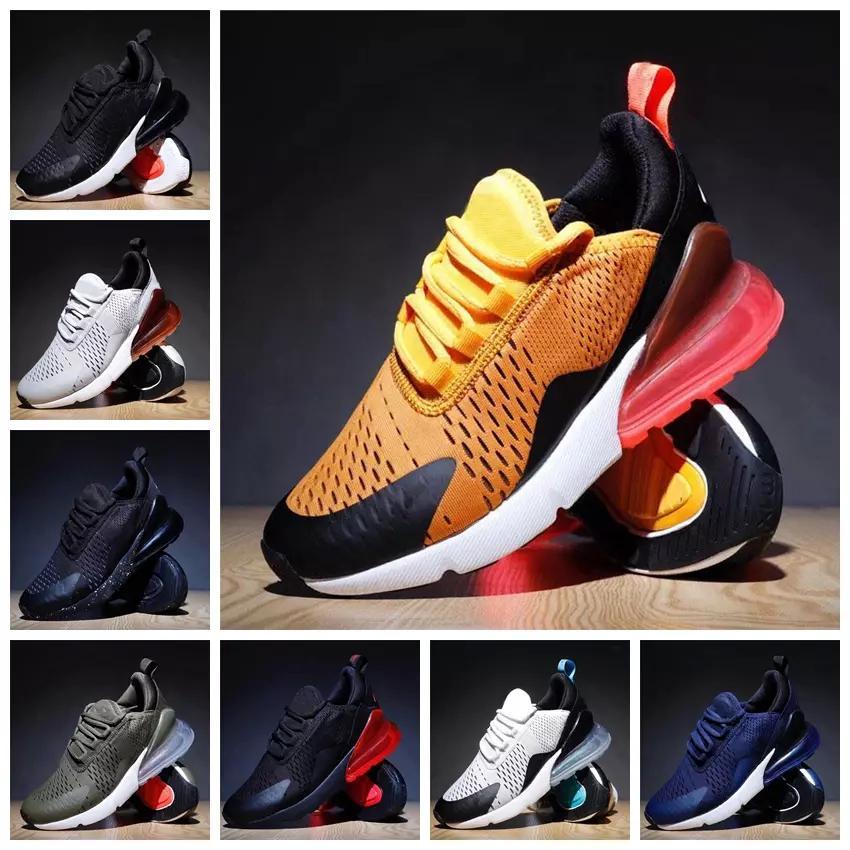 d71e27fc231b6 Acheter Nike Air Max 270 N27d Wholsale Chaussures Casual Designer Baskets  Meilleure Chaussures De Luxe Top Nouvelles Chaussures De Sport Hommes  Femmes ...