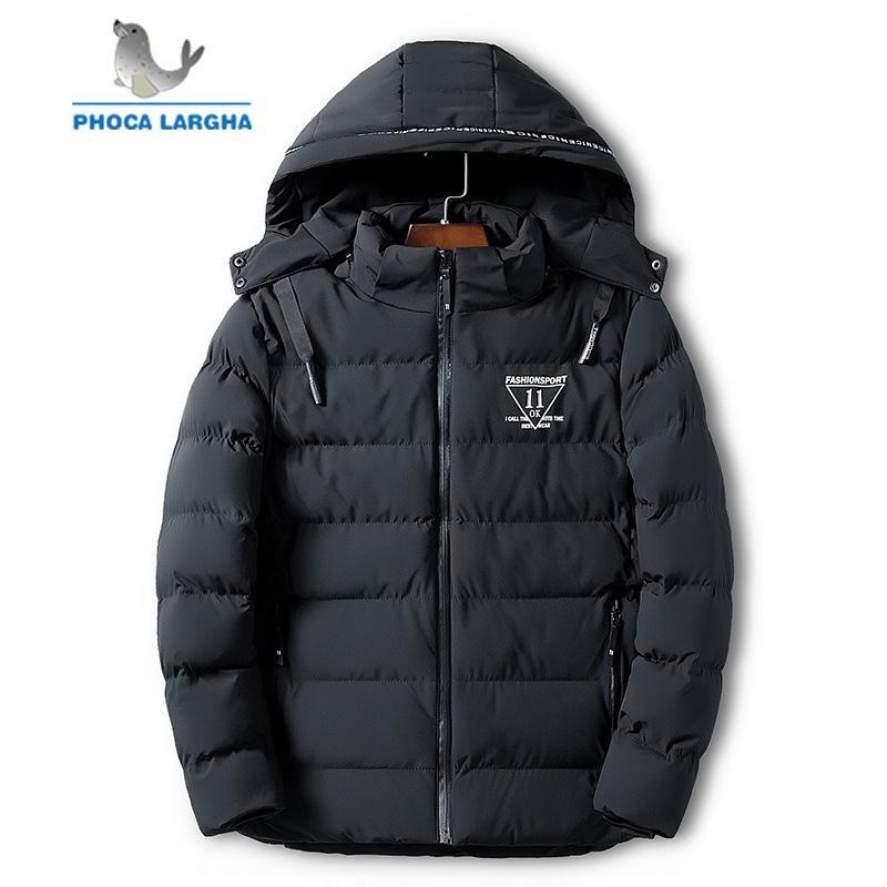 993bed842d936 Satın Al 2018 Yeni Kış Ceket Erkekler Moda Polar Kalın Sıcak Uzun Palto Parkas  Erkek Kapşonlu Casual Palto Erkek Marka Giysileri, $129.43   DHgate.Com'da