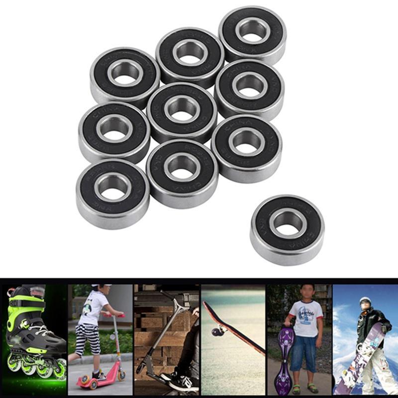 Grosshandel No Noise Glattes Skate Roller Lager Longboard Geschwindigkeits Inline Rad Radlager Mini Skateboard Skater Von Lahong 3403 Auf De