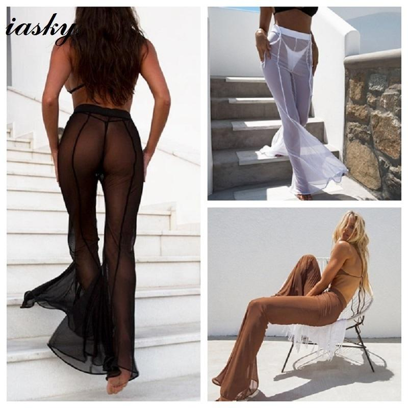 5ad9bed10fc85 2019 Iasky Sexy See Through Bikini Up Women Swimsuit Swimwear ...